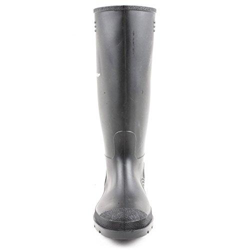 Pricemaster Dunlop para hombre con estampado de negro de agua botas de