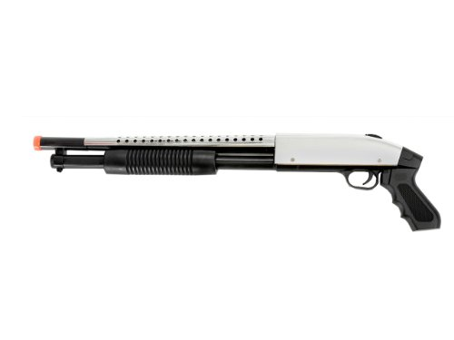 Airsoft BBTac 688S Pump Action Shotgun