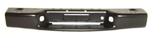 OE Replacement Chevrolet/Oldsmobile/GMC Rear Bumper Face Bar (Partslink Number GM1102406)