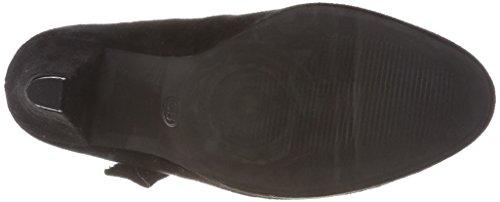 Scarpe 002 Chiusa Tacco Punta Col 3591515 schwarz Conti Donna Andrea Nero xvwqRBPW