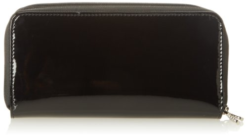 Black One Jack Clutch Zippered Red Georges Size 7wxqPYgfzq