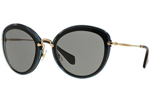 Miu 1AB9K1 Black crystal Sunglasses Category product image