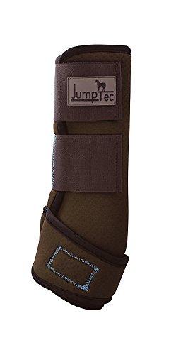 Fesselkopfgamaschen Air JUMPTEC braun L
