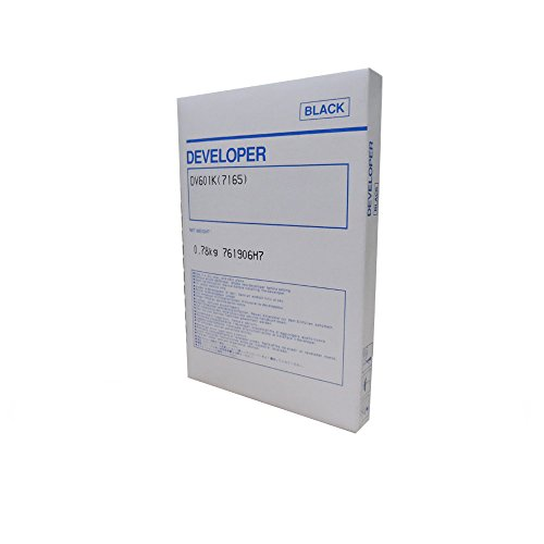 Developer Powder 1KG for Koncia Minolta DV601 BH 500 601 750 Aotusi Copier Parts K7165 by Aotusi