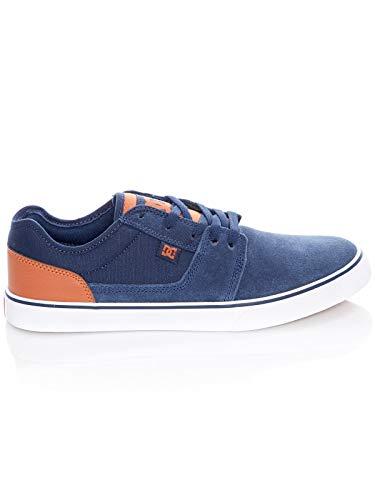 Basse Uomo Scarpe navy Dc Navy Shoes Bleu Da Tonik Ginnastica qYaRXU