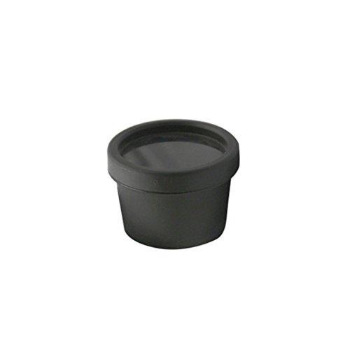 Frcolor Make Up Jars, 100g Empty Plastic Mini Storage Contai