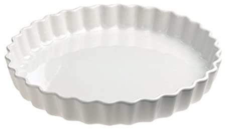 Revol 5645 - Fuente de Horno para Tartas (Redonda, Porcelana, 4 cm ...
