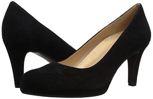 Naturalizer Women's Michelle Dress Pump,black,7 W US