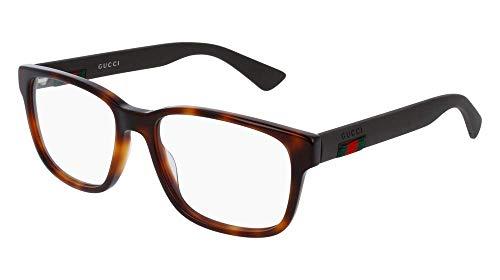 Gucci GG 0011 O- 006 AVANA / BROWN