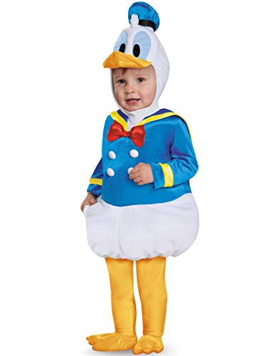 Duck Costumes Toddler - Disguise Baby Boys' Donald Duck Prestige