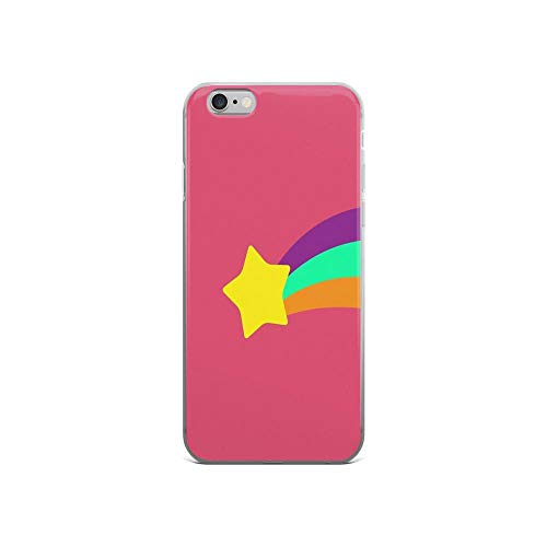 iPhone 6 Case iPhone 6s Case Clear Anti-Scratch Shooting Star, Mabel Pines, Mabel Cover Phone Cases for iPhone 6/iPhone 6s, Crystal -