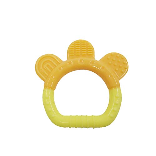 Baby Teething Toys, Soft Silicone Teethers Chew Toys For Toddlers & Infants Baby Teeth Stick Wristband