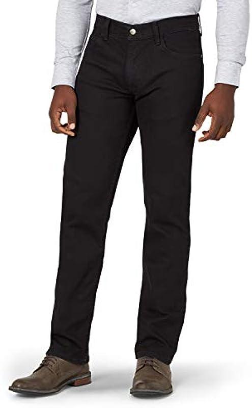 Lee Riders Indigo Męskie Regular Fit Jeans: Odzież