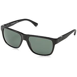 Emporio Armani EA 4035 Men's Sunglasses Black 58