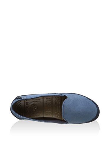 crocs Stretchsole Microsuede Skimmer Navy/cobblerstone 39-40