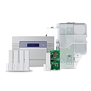 Pyronix ENF/KIT5-UK PSTN Enforcer V10 Wireless Control + Panel Complete Wireless Home Office Wireless Intruder Alarm Kit…