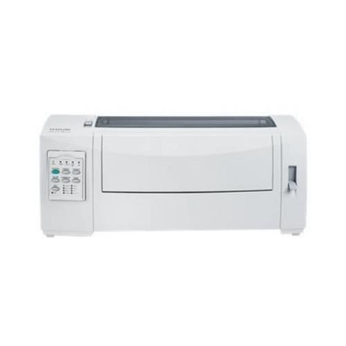 Lexmark Forms Printer 2590N+ Dot Matrix Printer - Monochrome - 24-pin - 556 cps Mono - 360 x 360 dpi - USB - Fast Ethernet 11C0118