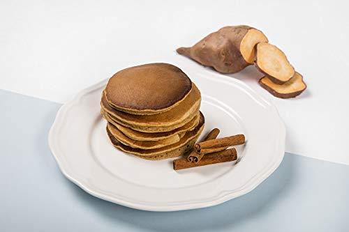 Grancake - Mezcla de panqueques saludables, mezcla de donuts y mezcla de waffles | Comida