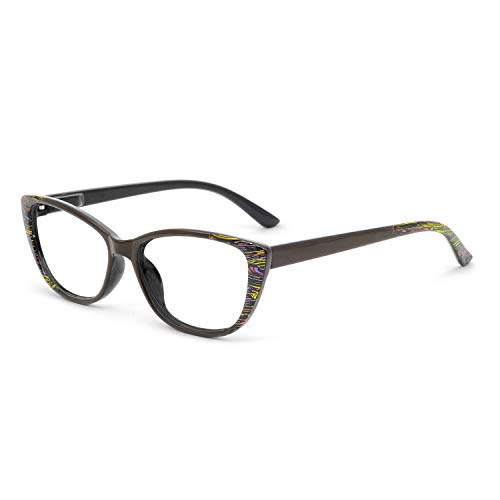 OCCI CHIARI Reading Glasses for Women Cat Eye Fashion Reader 0 1.0 1.25 1.5 1.75 2.0 2.25 2.5 2.75 3.0 3.5 4.0 5.0 6.0