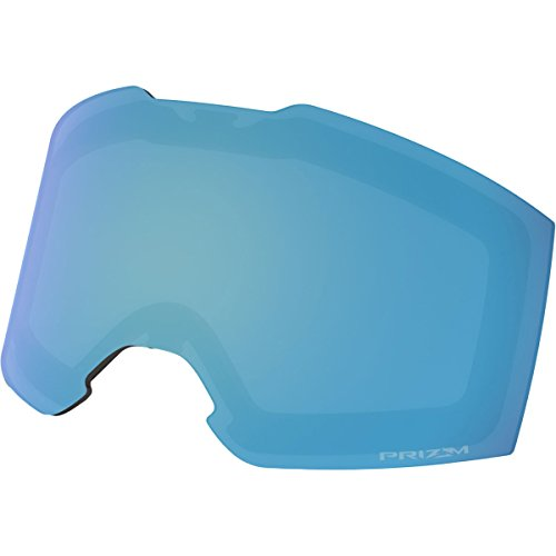 Oakley Fall Line Snow Goggles Replacement Lens, Prizm Sapphire Iridium, Medium