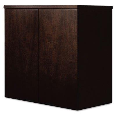 Mayline Mira Wardrobe Unit in Espresso - Mayline Wardrobe Cabinet