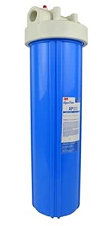 Aqua Pure Ap802 Water Filter System Whole House 45 Gpm