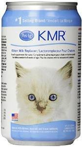 (6 Pack) KMR Liquid Milk Replacer for Kittens and Cats – 8-Ounce Cans