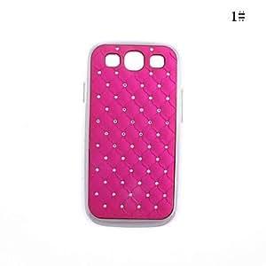 compra Plastic Zircon Caso duro del patrón estrellado moda para Sansung i9300 (colores surtidos) , 7