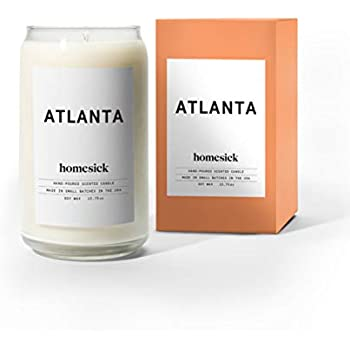 Homesick Scented Candle, Atlanta