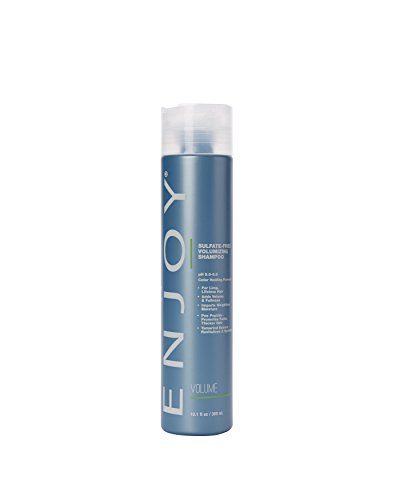 10.1 Fl Oz Volume Shampoo - Enjoy Sulfate - Free Volumizing Shampoo, 10.1 fl. oz.