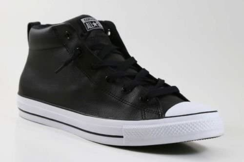 CONVERSE CT STREET MID LEATHER