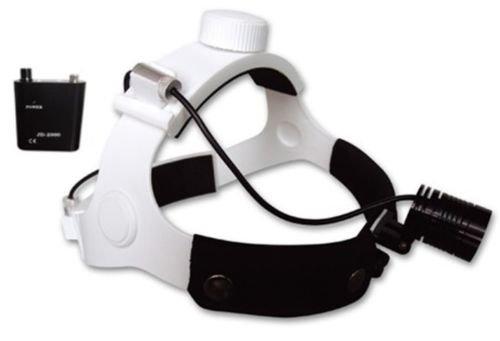 MoreDental 1W LED Medical Head Light Lamp Surgical Headlight Facula Adjustable JD2100