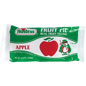 Hostess Apple Fruit Pies 4.5 oz (Pack of 8) by HOSTESS FRUIT PIES