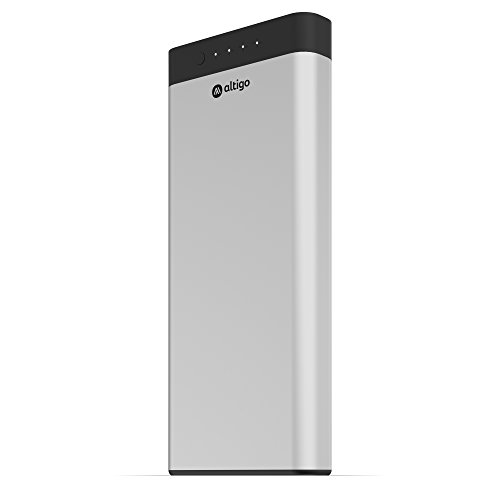 Altigo 26800mAh Portable Charger (USB Power Bank | Battery Pack) - with  Dual USB C and Micro USB Input and 2 Port High Speed Output - Compatible  with