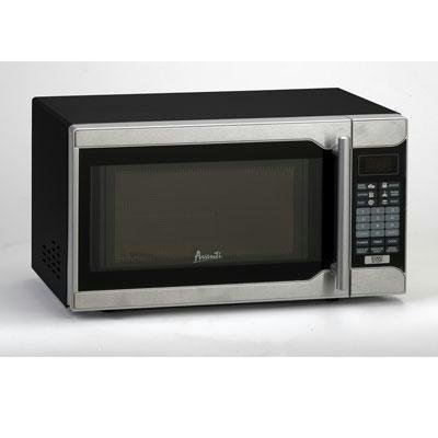 Avanti MO7103SST 18'' 0.7 cu. ft. Counter Top Microwave Oven in Stainless Steel