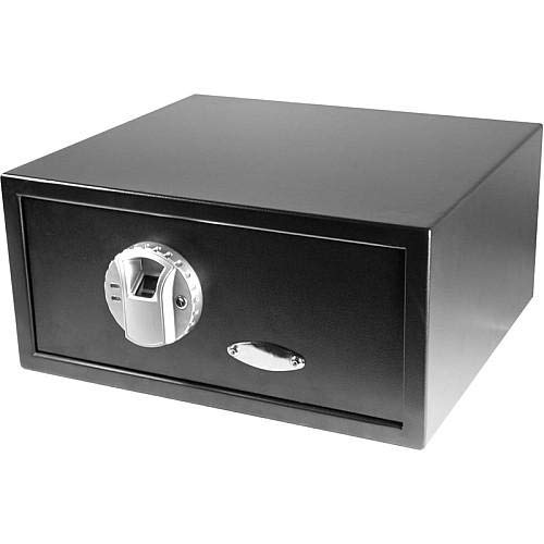 BARSKA BIOMETRIC FINGERPRINT SAFE (Battery Print Cart)