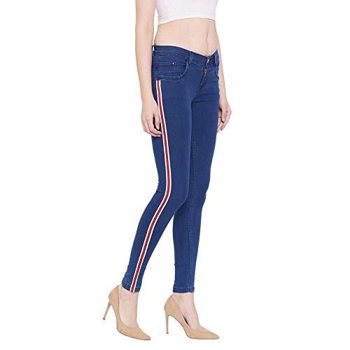 NIFTY Women #39;s Boyfriend Slim Jeans