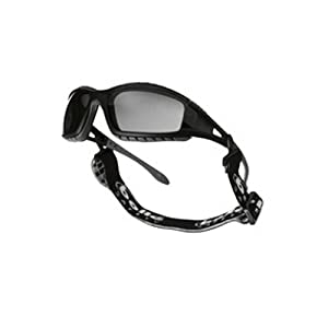 Bolle TRACPSI Tracker Safety Goggles - Vented Clear
