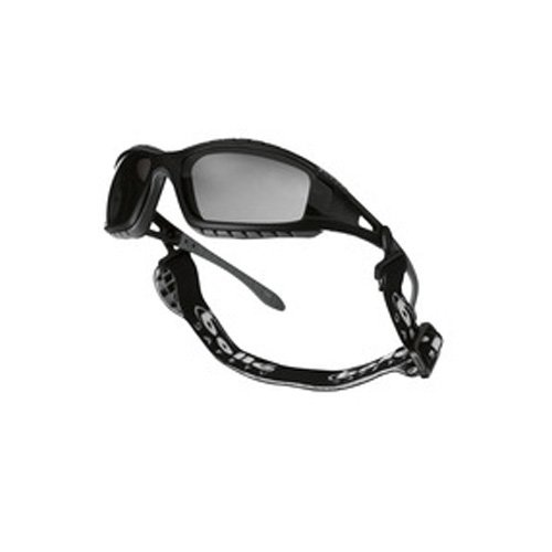 Boll/é TRACPSF Tracker Spectacles Black Nylon Frame Smoke Anti-Scratch and Anti-Fog Lens