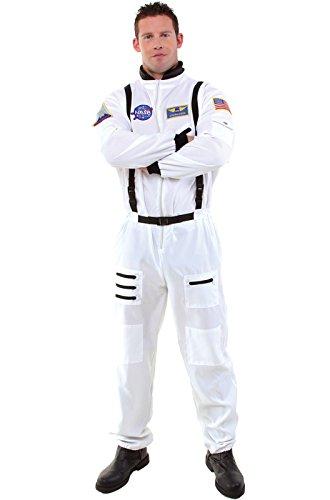 Under (White Astronaut Adult Costumes)