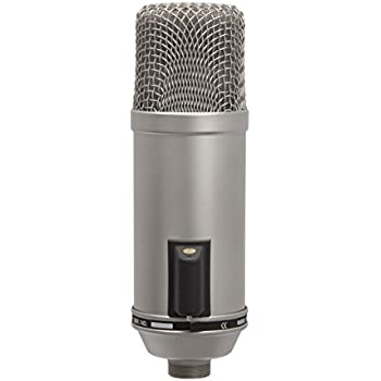 Rode Broadcaster Large Diaphragm End-Address Studio Condenser Microphone