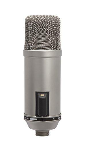 Rode Broadcaster Large Diaphragm End-Address Studio Condenser - Podcaster Quality Microphone Broadcast Usb