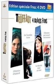 Coffret François Truffaut - 4 Films: L\'Histoire d\'Adèle H ...