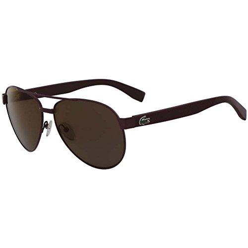 Sunglasses LACOSTE L 185 S 615 RED MATTE