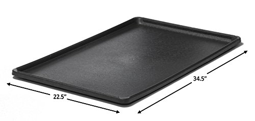 MidWest Homes for Pets 142PAN Replacement Pan for Midwest Cat Cage, 34.5 x 22.5 x 1.125