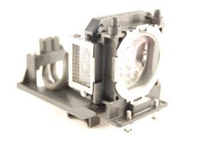 Sanyo PLV-Z5 projector lamp replacement bulb with housing replacement lamp by FI Lamps