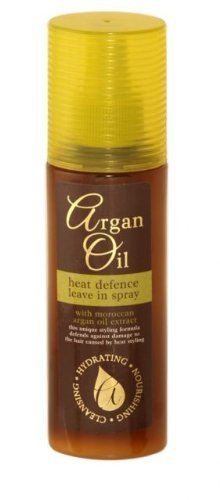 Argan Oil Heat Defence Leave in Spray with Moroccan Argan Oil 150ml (3 X PACK) PRC Xpel Marketing Ltd