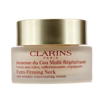 Clarins - Extra-Firming Neck Anti-Wrinkle Rejuvenating Cream - (Advanced Extra Firming Neck Cream)