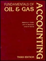 Fundamentals of Oil and Gas Accounting