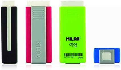 Milan CPMO1320 - Pack de 20 gomas de borrar: Amazon.es: Oficina y ...